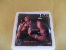 2PAC ALL EYEZ ON ME ALBUM COVER    BADGE PIN