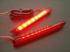 MIT Toyota SIENNA 2011-up LED rear bumper reflector lamp turn light 3 stage- RED