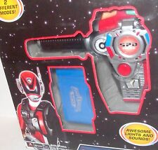 Power Rangers SPD Space Patrol Morpher Battlized New with Throttle Act Mode MISB