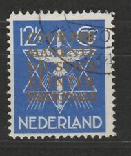 o Ned. Dienst nr. 12 - C.d.Justice  12 1/2 Ct.- C.w. € 30,00