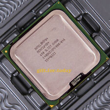 Original Intel Pentium 4 650 3.4 GHz Single-Core (JM80547PG0962MM) Processor CPU