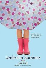Umbrella Summer by Lisa Graff (2011, Paperback)