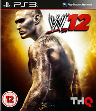 Wwe 12 ~ Ps3 (en Perfectas Condiciones)