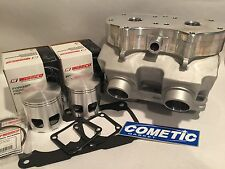 Banshee Cheetah Super Cub 72mm 72 472cc 4 mil Big Bore With Billet Head Domes