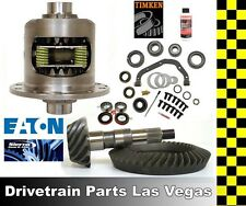 "Eaton GM 8.875"" 12 Bolt Truck Posi Sierra Ring and Pinion 3.08 Timken Master Kit"