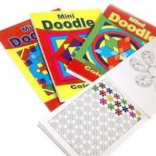 2 x Mini Doodle Colouring Scribble Books Ideal Party Loot Bags Toy Gift Birthday