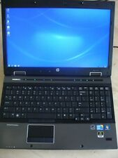 "HP EliteBook 8540w 15.6"" Core i5-540M 2.5GHz 8GB 320GB Win 7 1080p Gaming Laptop"