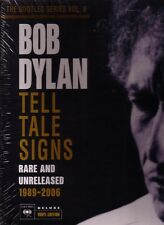 """BOB DYLAN """"Tell Tale Signs"""" Rare and unreleased 1989 - 2006 4LP VINYL BOX Sealed"""