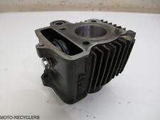 05 CRF50  XR50R XR 50 Cylinder Jug Block 3