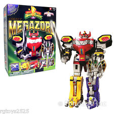Mighty Morphin Power Rangers Legacy Megazord New 20th Anniversary Diecast 2010