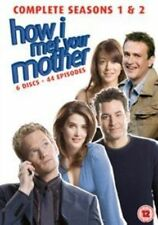 How I Met Your Mother: Seasons 1 and 2 - 6dvd set brand new!!!