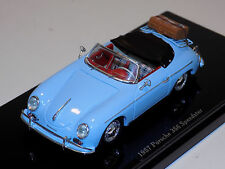 1/43 True Scale Models TSM Porsche 356 Speedster with Luggage TSM134365