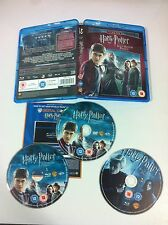 HARRY POTTER Y EL PRINCIPE MESTIZO - THE HALF-BLOOD PRINCE - BLU-RAY 3 DISC