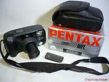 Pentax Zoom 90-WR 35mm Film Camera 38-90mm Zoom Lens AF + Remote Control