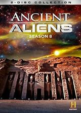 Ancient Aliens: Season 8 - 3 DISC SET (2016, REGION 1 DVD New)