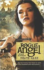 Death Mask (Rogue Angel)-ExLibrary