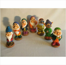 THE SEVEN DWARVES. 5 INCH. LATEX MOULD/MOULDS/MOLD/MOLDS