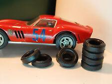 8 urethane tires for vintage  revell  132