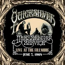 Live At The Fillmore June 7 1968 - Quicksilver Messenger Service (2013, CD NEUF)