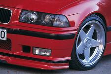 Rieger Frontspoilerlippe im GT-Look für BMW 3er E36 mit M3 Frontstoßstange