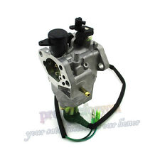 Carburetor Carb W/ Solenoid For Honda GX390 13HP 188 Generator Engine Motor