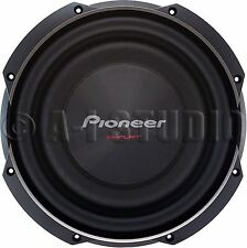 "PIONEER TS-SW3002S4 CAR 12"" IB-FLAT 4 OHM SHALLOW MOUNT SUBWOOFER SUB WOOFER"