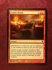 Comet Storm  Worldwake  VO  MTG PLAYED (see scan)
