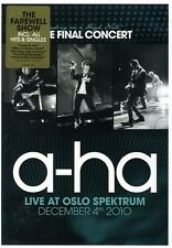 a-ha: Ending on a High Note - Final Concert [2011] New DVD