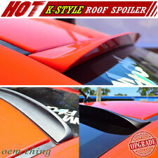 Painted 07-12 For LEXUS ES240 ES350 5th XV40 K-Style Roof Window Spoiler 4DR