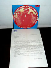 "THUNDERCLAP NEWMAN - SOMETHING IN THE AIR 7"" ITALY 1968 (PRODUCED P. TOWNSHEND )"