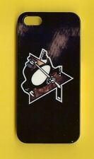 PITTSBURGH PENGUINS 1 Piece Glossy Case / Cover iPhone SE / 5 / 5S (Design 2)
