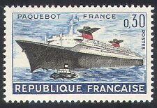 Francia 1962 navi / BARCHE / Nautico / Vela IV (n23282)