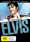 Elvis Presley This Is Elvis 2-Disc Special Edition Region 4 Brand New Sealed