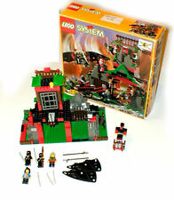 LEGO SYSTEM 6088 NINJA ROBBER'S RETREAT  toy set with figures, ninjago
