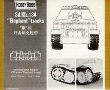 HOBBYBOSS carri armati catene tracks sd.kfz.184 ELEPHANT ELEFANTE Modello Kit - - 1:35