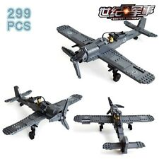 KAZI Building Block Century Military FW190 FIGHTER PLANE Luftwaffe #82005 299pcs