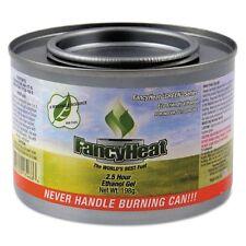 FancyHeat Ethanol Gel Chafing Fuel, 8 oz, Can, 2 1/2 Hour Burn, - FHCF600