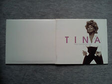 "TINA TURNER ""DON´T LEAVE ME THIS WAY"" DIGIPACK  PROMO CD SINGLE"