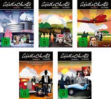 Gesamtedition - Die Agatha Christie-Stunde Vol.1-5 /kompl.10-teilige Serie Pidax