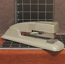 "Industrial Vintage Swingline Stapler #27 Art Deco 8.5"" Home Office gray USA"
