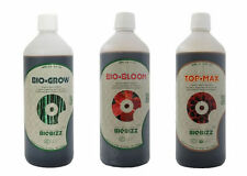 BIOBIZZ - BUNDLE PACK 500ml each grow bloom top max - Bio Bizz