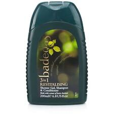 Badedas 3in1 Revitalising Shower Gel 200ml Body wash Shipped fast from the UK