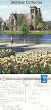 1992 INVERNESS CATHEDRAL INVERNESS SHIRE SCOTLAND COLOUR POSTCARD