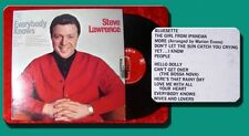 LP Steve Lawrence: Everybody Knows
