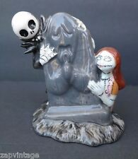 Touchstone The Nightmare Before Christmas Jack And Sally Salt or Pepper Shaker