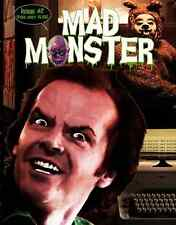 MAD MONSTER MAGAZINE #2 Jack Pierce HP LOVECRAFT Night Stalker MONSTER SQUAD New