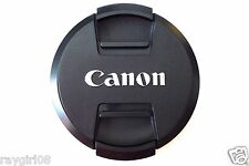 52mm Replacement Front Lens Cap For Canon IS USM E-52UII E-52