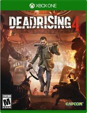 * New * Sealed * Dead Rising 4 - Microsoft Xbox One  Zombies