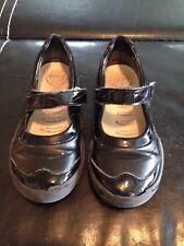Primigi Shoes Girls Black Patent 28 $88 11