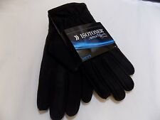 Isotoner Men's 'Touch Screen Gloves 'Black' (Lg) $55.00 Retail+Free Shipping+